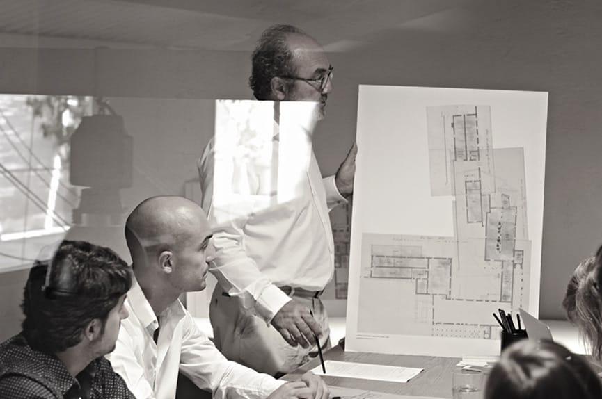equipo de arquitectos en mallorca